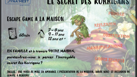 Le Secret des Korrigans